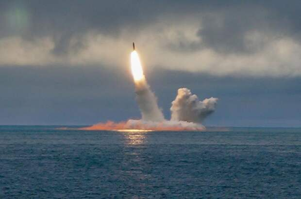 Репетиция конца света. Как российские подлодки стреляют ядерным залпом