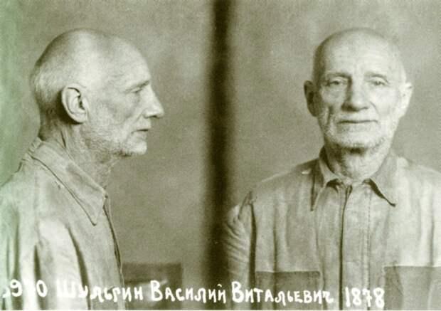 Василий Шульгин - принять отречение Николая ІІ и умереть при Брежневе