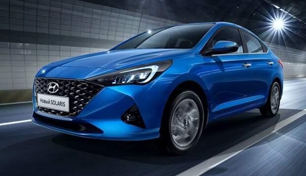 Цены нового Hyundai Solaris: не очень-то и страшно