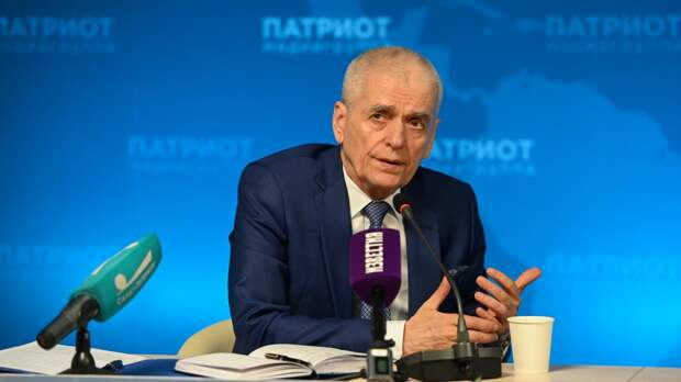 Онищенко прокомментировал слова Мурашко об успехах регионов РФ в вакцинации от COVID-19