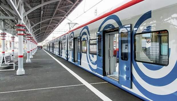 Поезда «Иволга» начали курсировать по МЦД вместе с обычными электричками