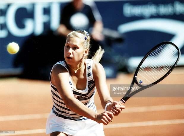 Анна Курникова.1998.