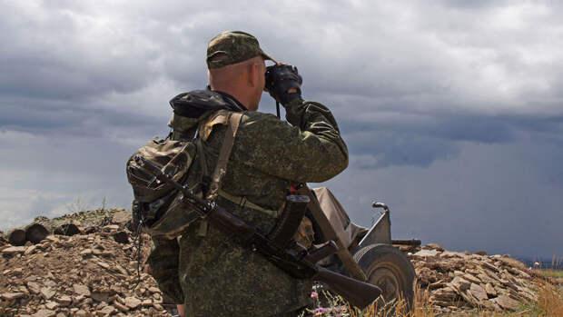 ЛНР не ожидает скорого наступления киевских силовиков