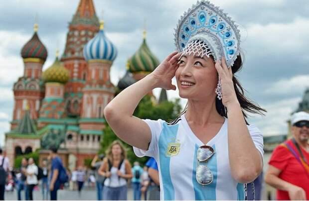 4 причины, по которым японцы боятся приезжать в Россию