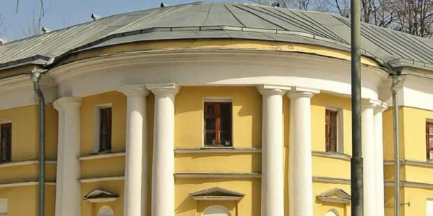 Стартовал прием заявок на участие в «Московской реставрации-2020» Фото: mos.ru