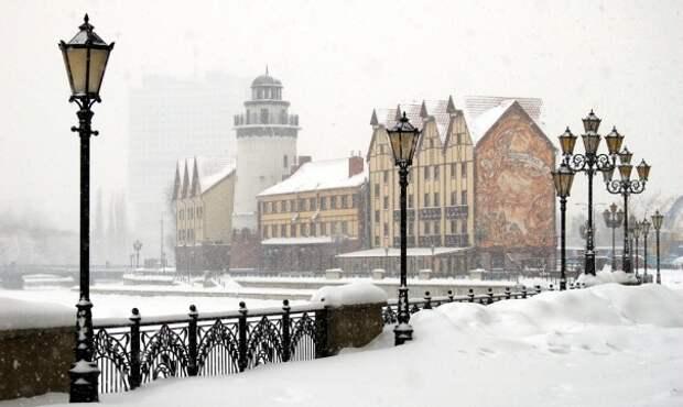 Парламентарии Литвы предлагают забрать у России Калининградскую область