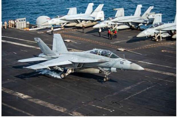 Существование авианосцев США оказалось под угрозой