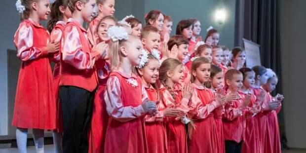 Собянин отметил текущие итоги реализации проекта «Искусство-детям». Фото: М. Мишин mos.ru