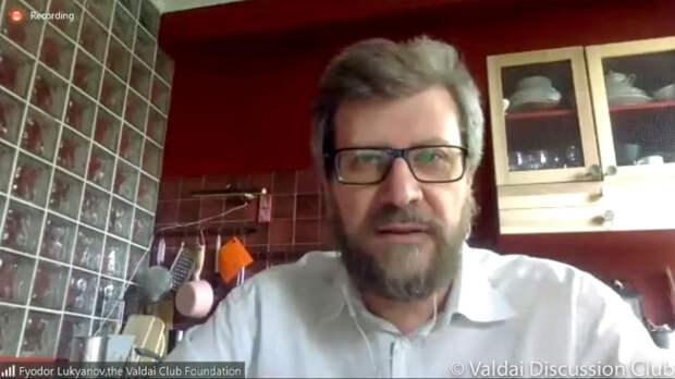 Фёдор Лукьянов принял участие в вебинаре, посвящённом 75-летию ООН