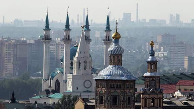 Татарстан стал лидером ПФО по объёмам строительства