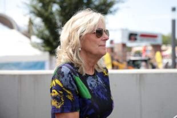 Жена Байдена возглавит американскую делегацию на открытии Олимпиады в Токио