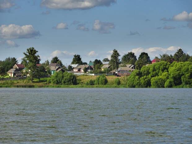 Город Киржач, Озеро Крутое - моя велопоездка туда