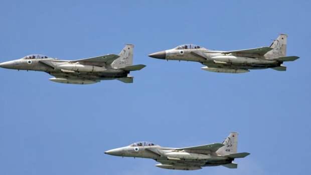 Израиль начал ответную «волну ударов» на обстрелы с территории Газы