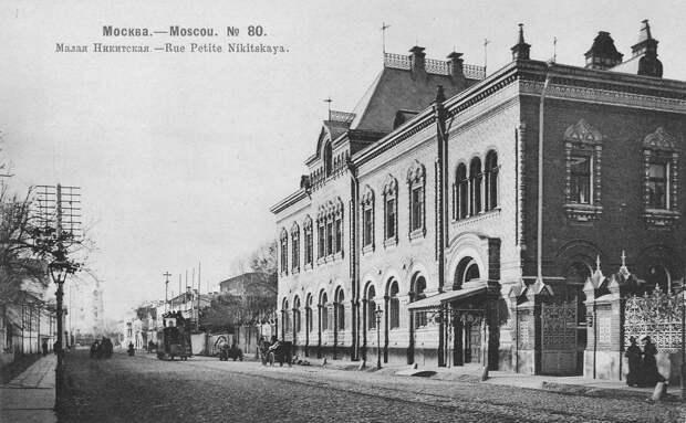 Самые «сказочные» дома старой Москвы (ФОТО)