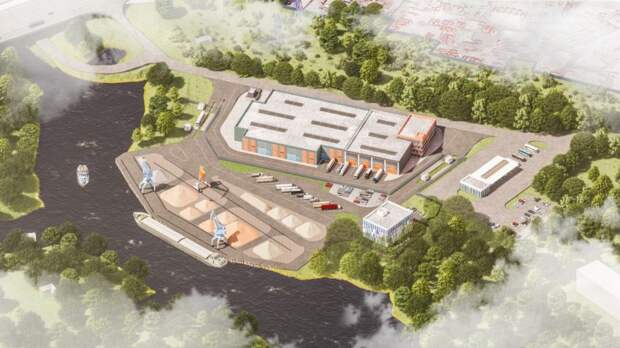 В Бутаковском заливе планируется построить грузовой порт
