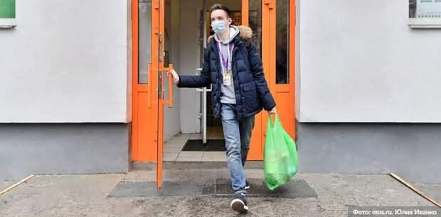 Почти 50 нарушителей масочного режима выявили в торговых центрах ЮАО 9 ноября. Фото: Ю.Иванко mos.ru