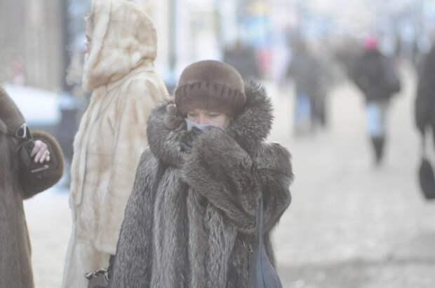 Аномальные холода надвигаются на Нижегородскую область