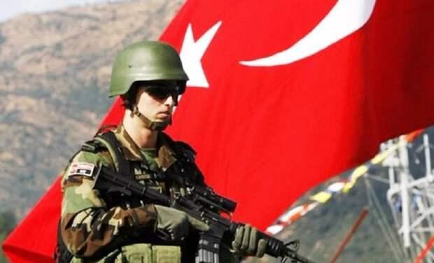В Ливию прибыла первая группа турецких военных