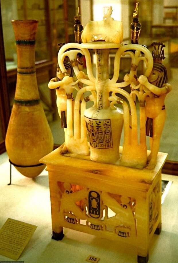 Гробница Тутанхамона - фальсификация?