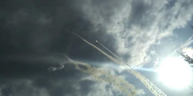 С-400 превратили противника в пыль через 40 секунд после входа в зону поражения
