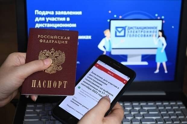 Общая явка на онлайн-голосовании в семи регионах составляет 73-80%