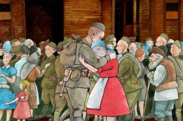 Детям - о Великой Отечественной: «Как солдат Павел Буслаев на войну ходил»