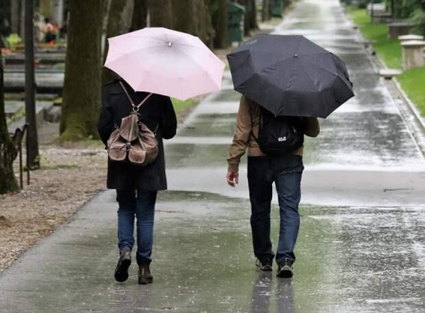 Эксперт прокомментировал столичную погоду
