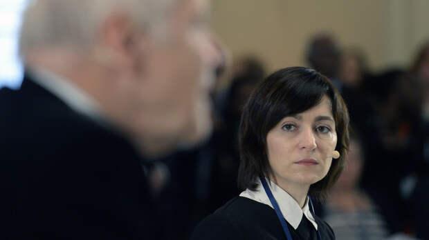 """""""Сиди и не кукарекай"""": Отказавшейся платить за Приднестровье Санду напомнили о судьбе Карабаха"""