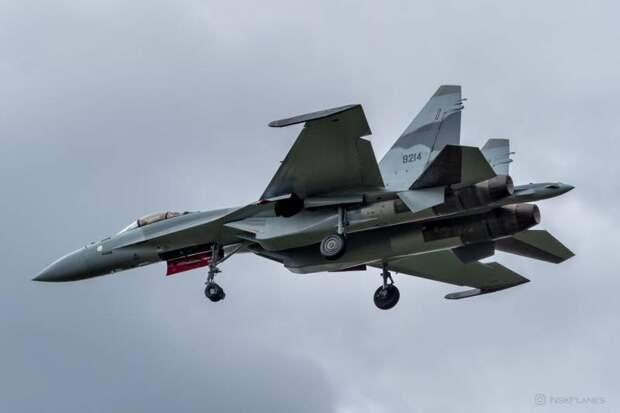 Египетские Су-35 начали полеты: в Сети появились первые кадры