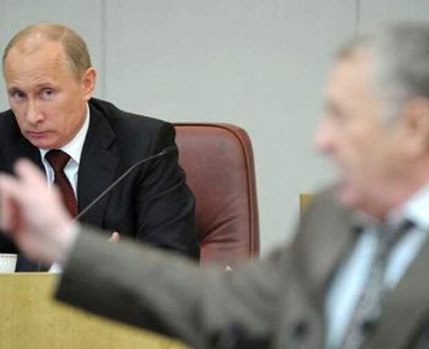 Владимир Жириновский: Литва будет уничтожена в случае войны в Европе