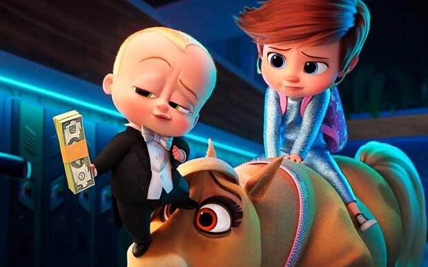 Карапузы спасают мир: вышел новый трейлер мультфильма «Босс-молокосос 2»