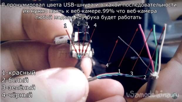 Самодельная шпионская мини камера из разбитого экрана от ноутбука