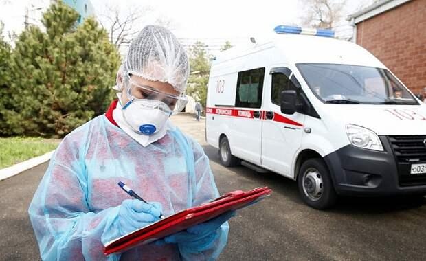 За сутки на Кубани подтвердились 169 случаев коронавируса
