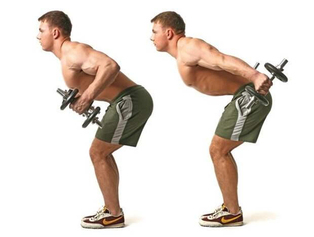 Домашняя тренировка спины