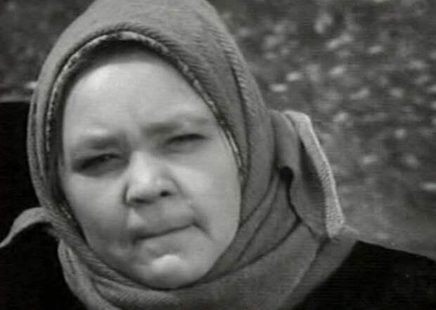 Валентина Телегина в фильме *Дело было в Пенькове*, 1957 | Фото: kino-teatr.ru