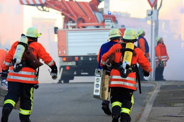 Пожар в многоэтажном доме в Краснодаре полностью ликвидировали