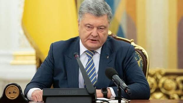 Порошенко допустил возможность «полномасштабной войны» с Россией