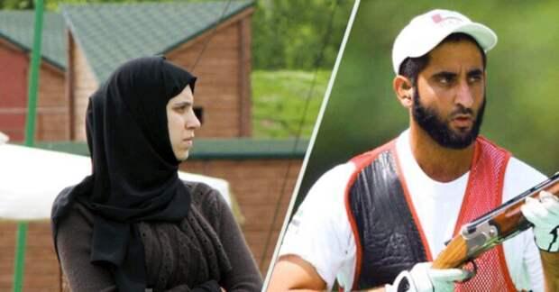 О жизни жен арабского шейха – официантки из Минска и гимнастки из Баку