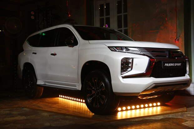 На премии «Автомобиль года в России – 2021» победу в номинации «Новинка года» одержал Mitsubishi Pajero Sport