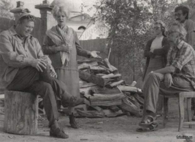Что же было за кадрами знаменитых фильмов СССР