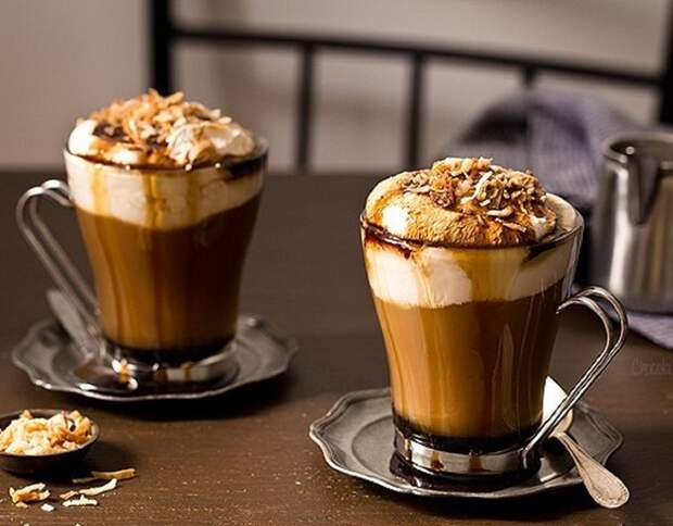 Кофе мокачино. Начни разбираться в кофе