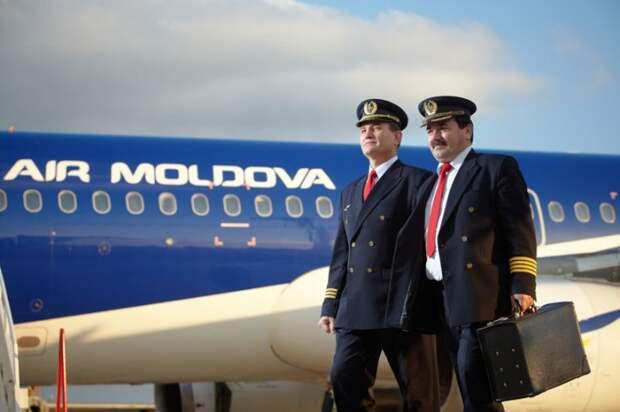 """Компания """"Air Moldova"""" объявила об отмене рейсов в Москву"""