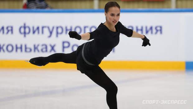 Загитова показала новый снимок сфотосессии