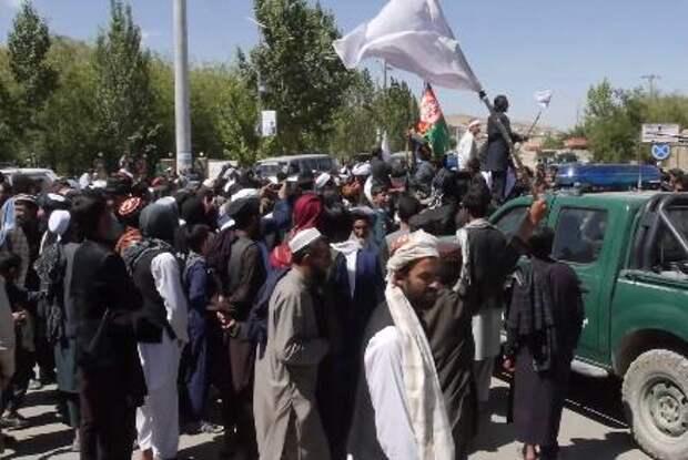 Талибы иафганские силовики объявили опрекращении огня послучаю Курбан-байрама