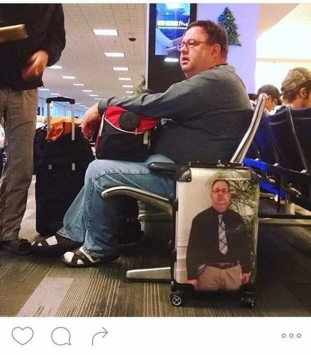 В аэропорту вызов принят, гениально, подборка, прикол, смекалка, юмор