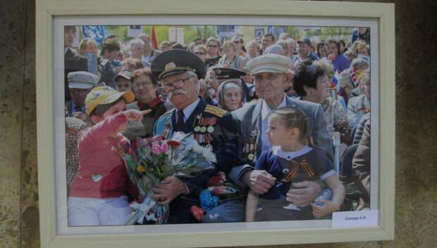 Фотовыставка с портретами ветеранов стартует в субботу в соцсетях ДК Подольска