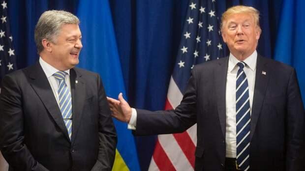 Украина как тяжелое орудие экономической войны США против России