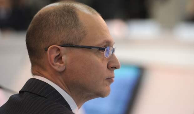 Кириенко: интернет-компании обязаны работать поединым правилам