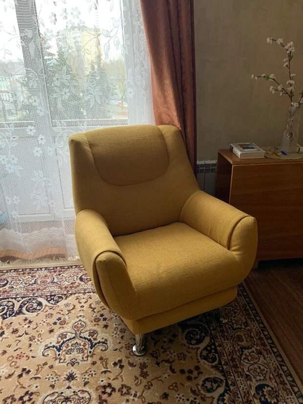 Что такое перетяжка мебели?