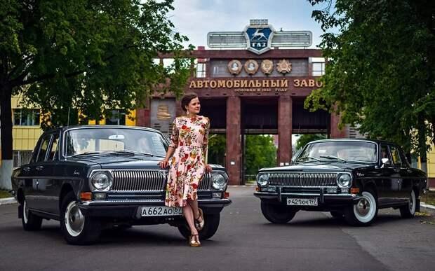 Самый дорогой серийный автомобиль советской эпохи: Желанная и недоступная «Волга» ГАЗ-24